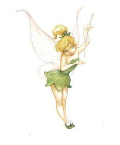 Tinker Bell..