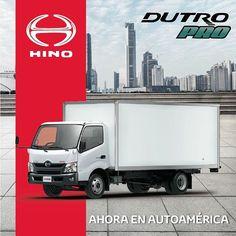 El mejor aliado japonés que puede tener tu negocio, con el respaldo del Grupo #Toyota y ahora con el servicio posventa que te ofrece #Autoamérica #Dutro