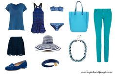 Shopping | Blue in the Summer | My Lisbon Lifestyle