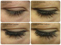 Younique 3D Fiber Lash Mascara $29 | Get the look of eyelash extensions instantly! ORDER ONLINE: www.3dLashFiber.com