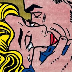 My favorite artist of all time... I even have a Roy Lichenstein themed spare bedroom...