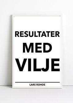 Plakat fra www.wespeakposters.dk