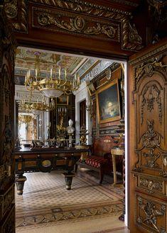 Classical Interior Design, Classic Interior, Decor Interior Design, French Salon, Lux Cars, Royal Palace, Table Games, Fantasy Artwork, 17th Century