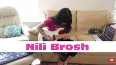 "Nili Brosh: ""A Matter of Perception"" Solo   Check out this channel every Friday for a brand new lick! Download this album track and more original music by Nili at http://apple.co/2keKKy2For the first 133 licks check out Nili's Instagram page - http://ift.tt/2hDS08T Nilick of the Week #134 is the solo from ""A Matter of Perception"" demonstrated at tempo as well as slowed down. Also this week's new tone experimentation is brought to you by the lovely people over at HeadRush! For more Nili Brosh…"