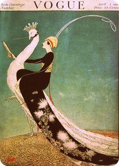 vogue cover 1915