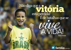 Vitória de ser BRASILEIRO! #brazil