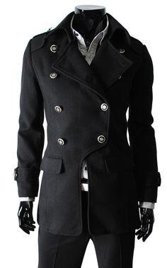 4b7453af189e95 military style jacket Military Style Coats