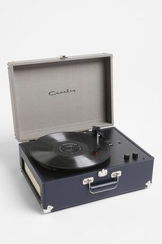 This LOOKS Like The Record Player I Had When I Was 13 Years Old