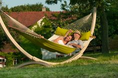 2 Person Free Standing Hammocks   The Hammock Solution For Couples! – Investing in a 2 person free standing hammock allows you to enjoy a hammock anywhere there is room.