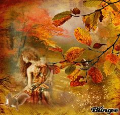 fall solitude