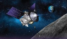NASA Spacecraft to Hunt for Earth's Asteroid 'Ghosts' This month, NASA's asteroid-sampling Osiris-Rex mission will search for possible Trojan asteroids that could be traveling along with Earth around the sun. Seed Of Life, Mystery Of History, Online College, Our Solar System, Space Exploration, Spacecraft, Arizona, Product Launch, Space Probe