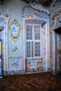 Palazzo Malacrida, Morbegno (SO) Italy. Meraviglioso palazzo Rococò...un po di Venezia in mezzo alle Alpi! Un tesoro scoperto grazie a Mario Vergottini! GRAZIEEEEE!