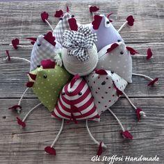 Gallinelle decorative - addobbi pasquali