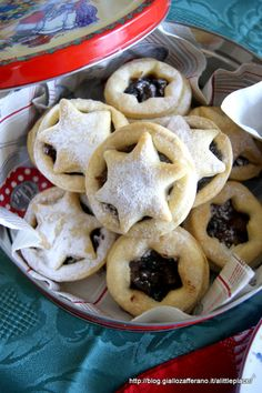 mince pies dolcetti inglesi di A Little place to rest (Mariangela D'Amico)