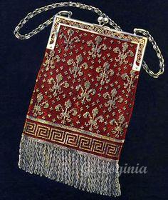 Vintage Purses, Vintage Bags, Vintage Handbags, Beaded Purses, Beaded Bags, Embroidery Bags, Beaded Embroidery, Potli Bags, Frame Purse