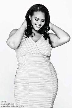 PLUS Model Magazine: June 2012 Plus Size Supermodel Issue Featuring Lauren Veluvolu#share#share#share