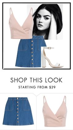 """""""Untitled #334"""" by poly310 ❤ liked on Polyvore featuring HUGO and Schutz"""