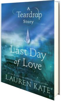 {Review} Last Day of Love: A Teardrop Story (Teardrop #0.5)