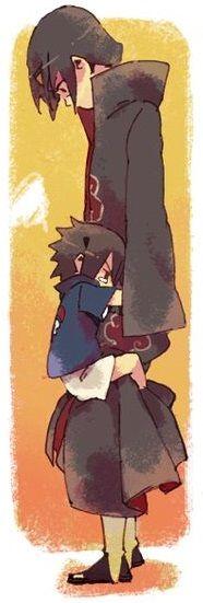 itachi sasuke
