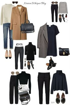 Personal Style: My Basic Yet Chic Fall Style Picks - MadeByHind