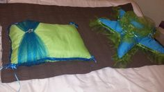 Star pillow for crown n square pillow fir shoes