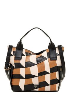 Fossil Emerson Leather Satchel on sale at Nordstrom Rack!