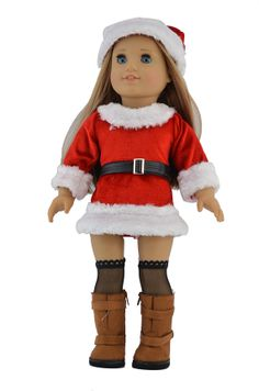 Ravelry: historystuff's American Girl Christmas outfits | AG Doll ...