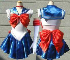 Sailor Moon Cosplay omg omg ahhhhhh i need this in my life