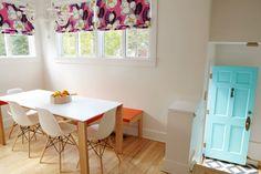 Eating area/kitchen