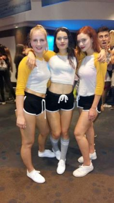 riverdale halloween costumes Bestie Halloween Costumes to make your friendship Shine Bright - Ethinify Vixen Halloween Costume, Cute Group Halloween Costumes, Halloween Outfits, Halloween Ideas, Riverdale Halloween Costumes, Halloween Kleidung, Fantasias Halloween, Maquillage Halloween, Halloween Disfraces