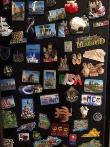 I have a magnet collecting addiction.