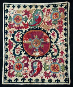 Uzbek Embroidery