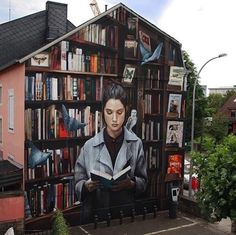 StreetArt mural by Mantra in Luxemburg