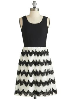 Oh My Garlands Dress, #ModCloth