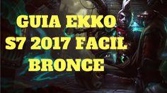 guia ekko s7 2017 facil bronce