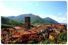 Borgo a mozzano Italy