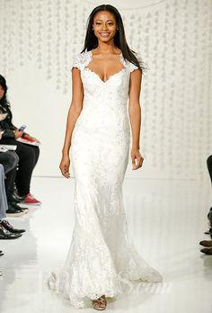 PIC: See Kim Zolciak\'s Lacy Bridal Jumpsuit   Dress lace, Wedding ...