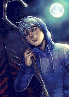 Jack Frost by ElephantWendigo.deviantart.com