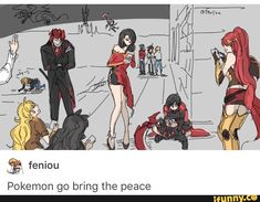 Spoilers: what a shame that yang lost her arm and Pyrra is dead AND EVERY FREAKING SHIT is destroyed.