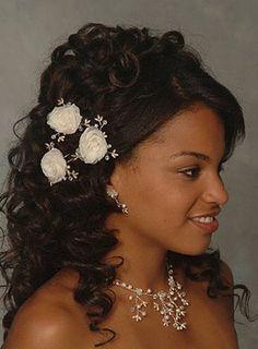 Fabulous 1000 Images About Wedding Hair On Pinterest Wedding Hairstyles Short Hairstyles For Black Women Fulllsitofus