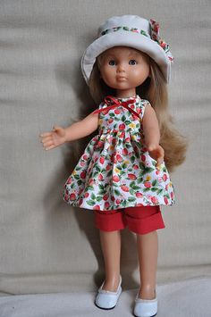 ♥ corolle les cheries doll