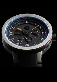Minus-8 Layer 24 Silver Black Automatic
