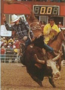 Good Ride Cowboy Lane Frost, last ride. One of my favorite movies. Rodeo Cowboys, Real Cowboys, Cowboy Horse, Cowboy And Cowgirl, Lane Frost, Bucking Bulls, Rodeo Life, Rodeo Queen, Into The West