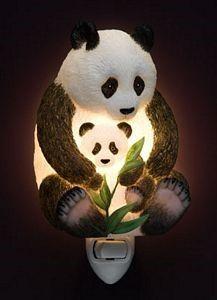 Panda Nightlight by Ibis & Orchid Design - 50087, Multi