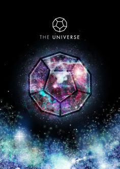 Sacred geometry and the elements, spirit or the universe and the dodecahedron.
