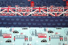 Rule Brittania ! Must find this fabric and do something with it for Christen...