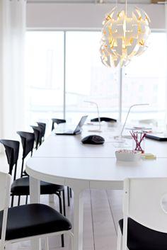 Best IKEA Business Images On Pinterest Bureau Ikea Office - Ikea white conference table