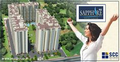 SCC Builders Pvt. Ltd.'s #Residential Project- #SCCSapphire Call for more #details 91-9015446622 or #visit www.sccsapphire.net or  www.sccgroup.in  ‪#RealEstate‬ ‪#Projects‬ ‪#Builders‬ ‪#Property‬ ‪#Residential‬