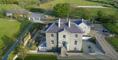 Coolmore Manor House County Donegal Ireland, Holiday Rental in County Donegal Cisnes, Villa rental Coolmore Manor House