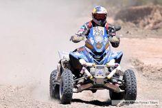 Dakar, etapa 8: Marcos Patronelli ganó y quedó primero en cuatriciclos